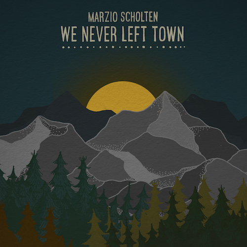 We Never Left Town – OUT NOW – post image