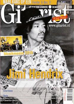 Nominated By Gitarist Magazine: Vote Now! post image