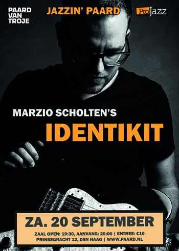 Win Tickets To IDENTIKIT At Paard Van Troje post image