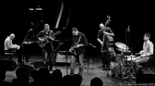 Marzio Scholten Group – Great Review Bimhuis Concert 2012